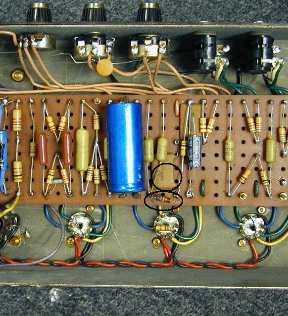 12000 series tonestack