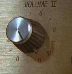 amp goes to eleven